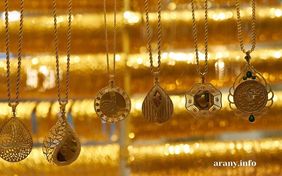 arany eladás