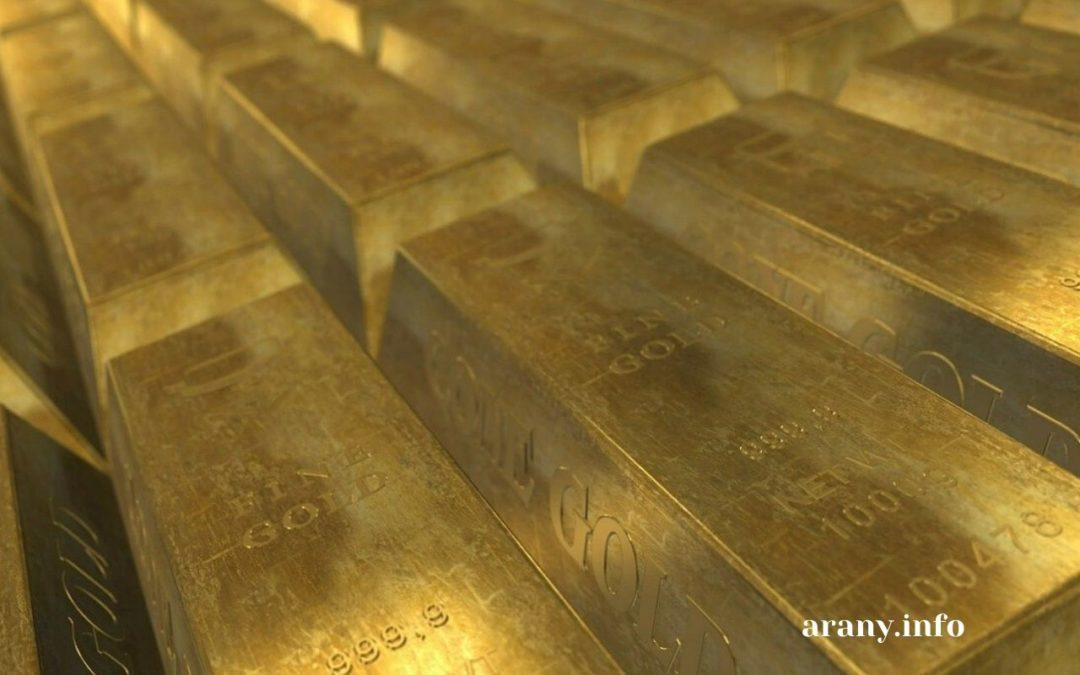 Arany vásárlás, arany vétel